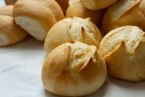 Amor em forma de pão